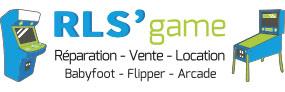 Réparation, location, vente, flipper, arcade, Angers, Maine-et-Loire