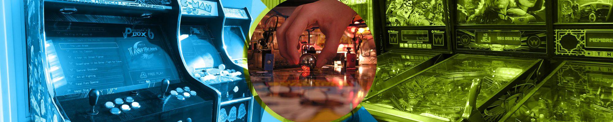 Réparation flipper et arcade toutes marques en Maine-et-Loire
